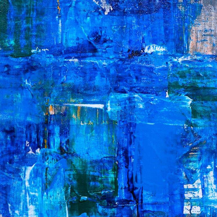 4k tapeta, abstraktní expresionismus, abstraktní obraz