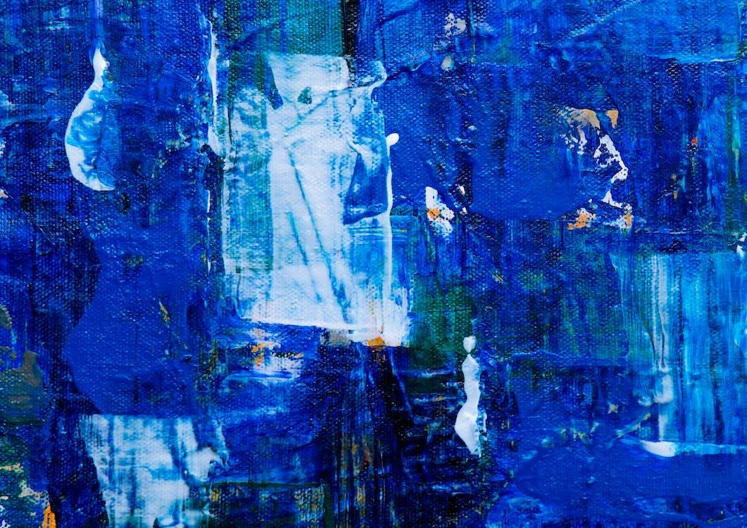 4k taustakuva, abstrakti ekspressionismi, abstrakti maalaus