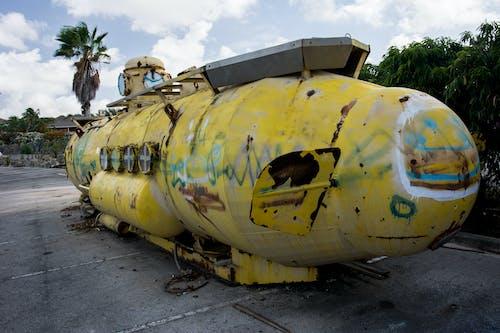 Foto d'estoc gratuïta de graffiti, grafit, submarí, u-boat
