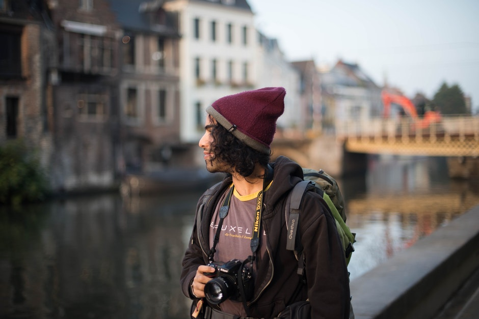 backpack, backpacking, Belgium