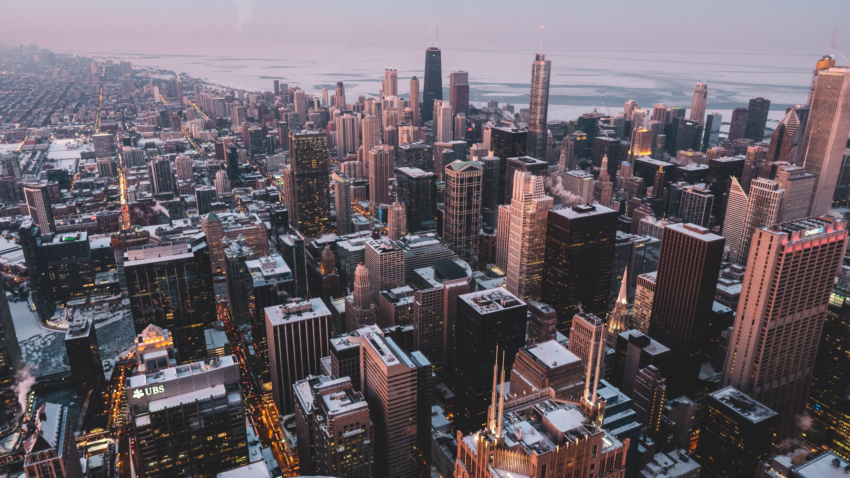 Gratis lagerfoto af arkitektur, by, bygninger, bylandskab