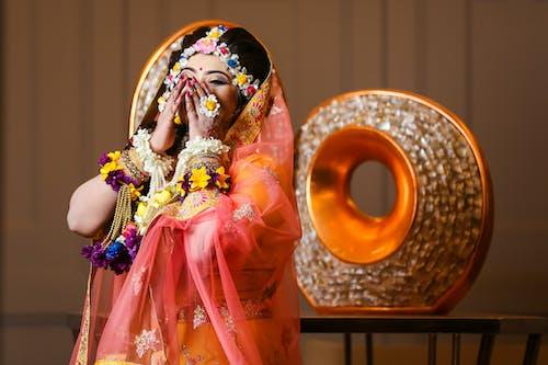 Foto d'estoc gratuïta de accessoris, accessoris del casament, asiàtica, atractiu