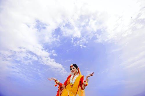 Free stock photo of agility, asian girl, bangladesh