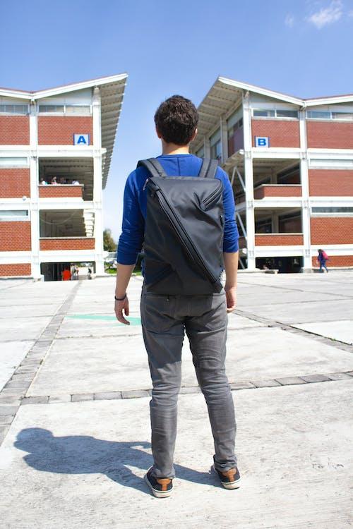 Безкоштовне стокове фото на тему «персона, підлітки, підліток, рюкзак»