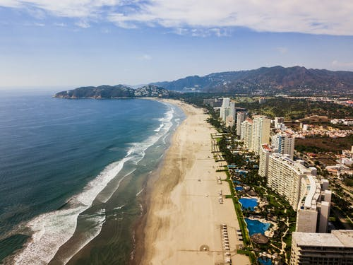 Безкоштовне стокове фото на тему «acapulco, готель, дрон, Мексика»