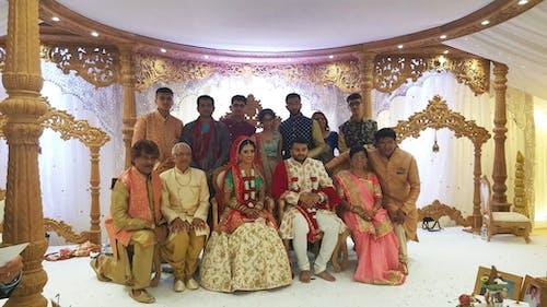 Free stock photo of family photo, i allow Bollywood