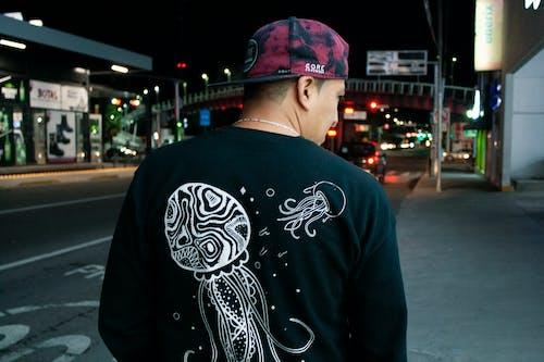 Foto profissional grátis de cidade da noite, estilo, estilo urbano, foto da rua