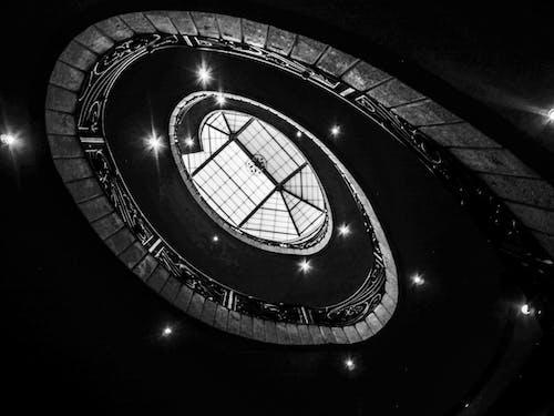 Foto profissional grátis de arquitetura, close, concentração, cores