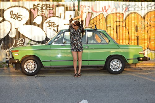Immagine gratuita di arte di strada, auto, automotive, brooklyn