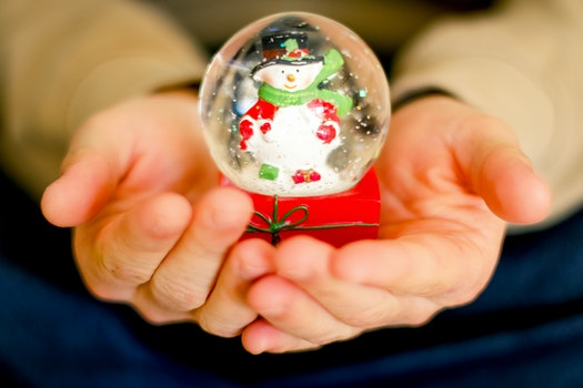 Free stock photo of gift, christmas, xmas, snowman
