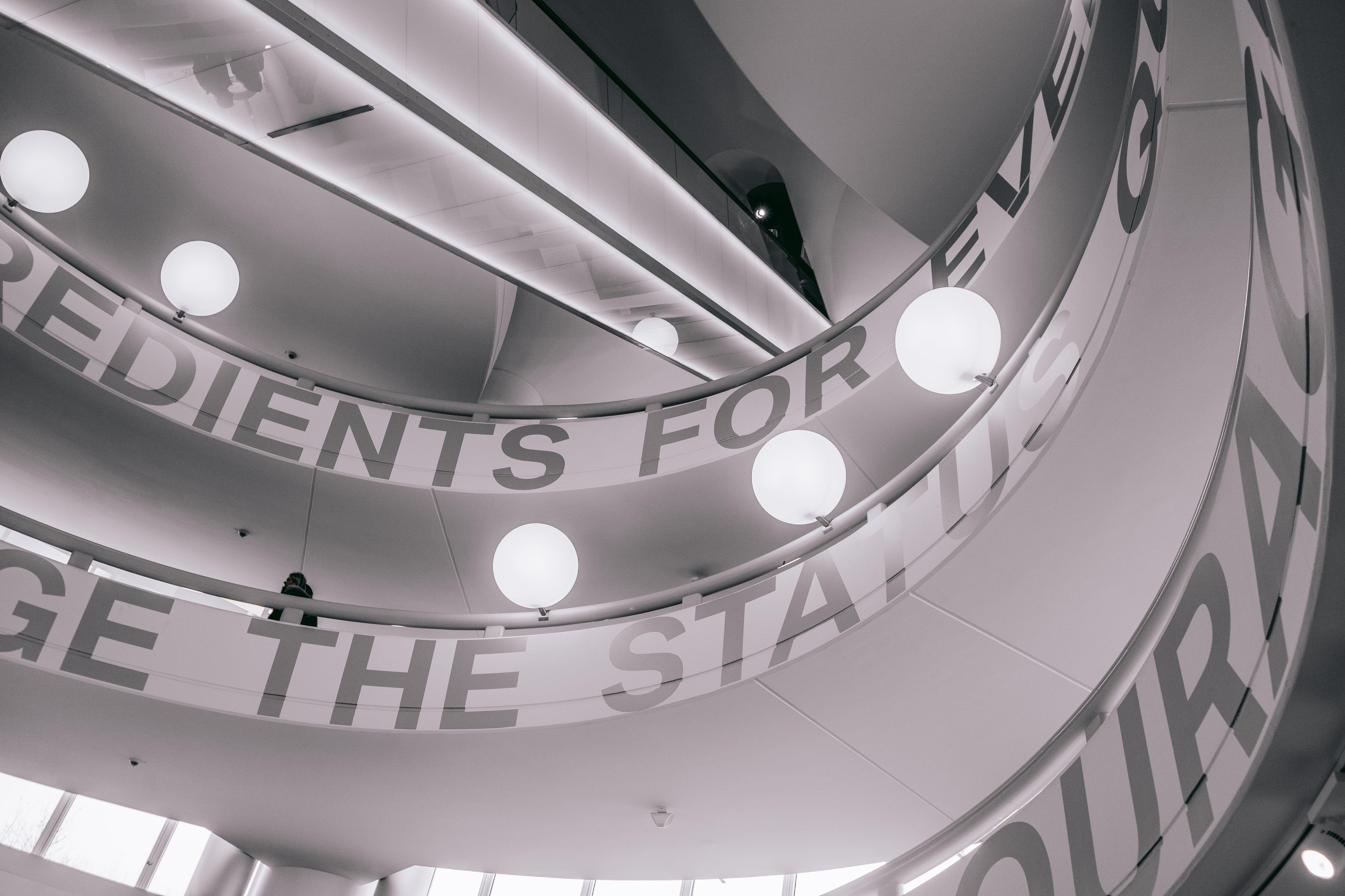 Foto profissional grátis de abstrair, aço, Alemanha, arquitetura