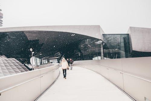 Kostnadsfri bild av arkitektur, bro, byggnad, gata