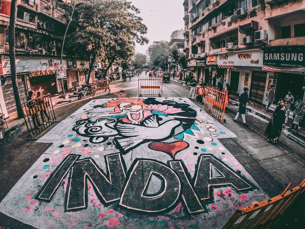 India @pexels