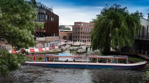 Δωρεάν στοκ φωτογραφιών με camden, αστικός, βάρκα, δέντρα