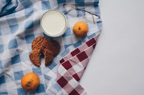 Fotos de stock gratuitas de aperitivo, batido de frutas, copa, crema