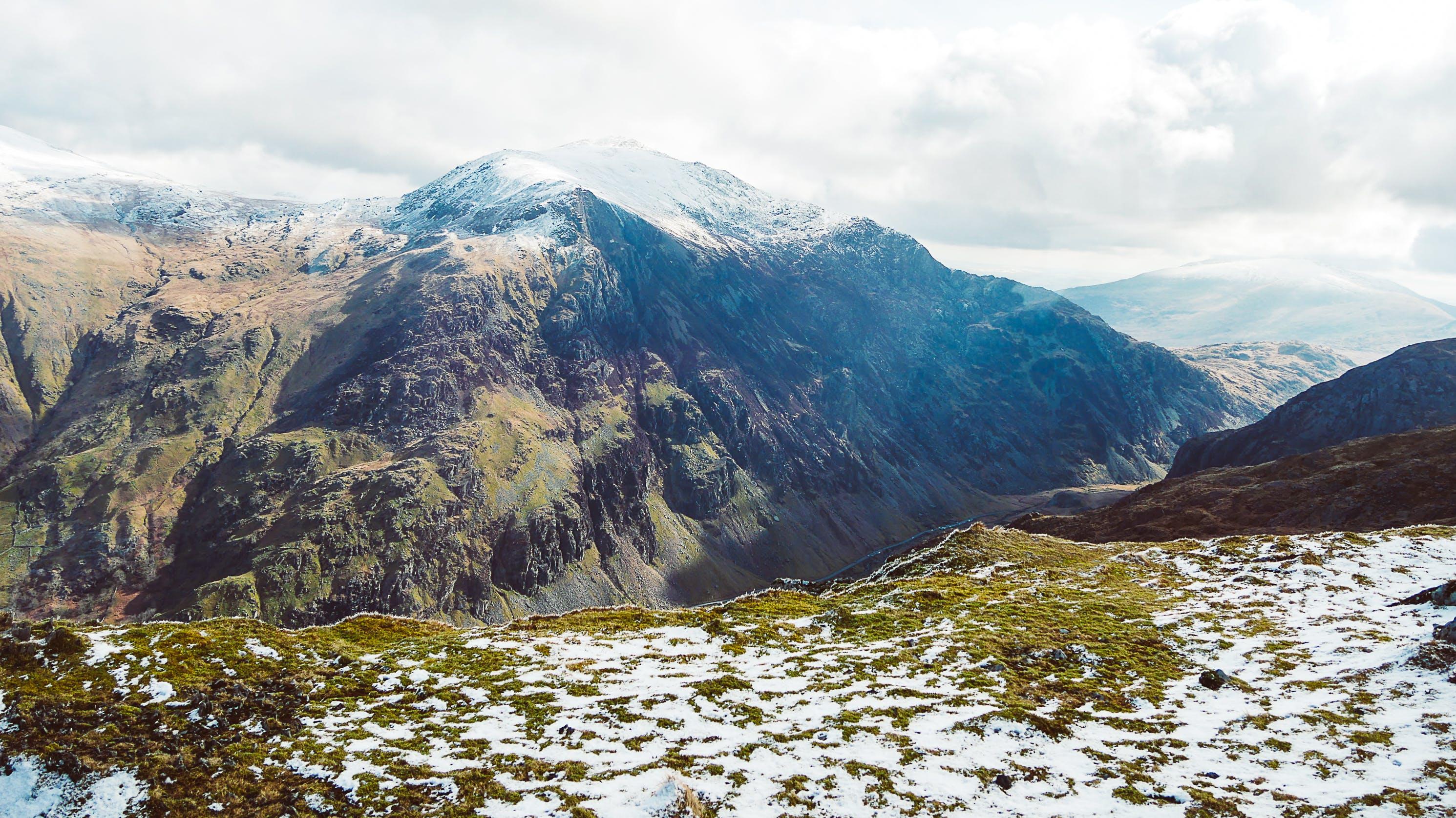 Kostenloses Stock Foto zu berg, gletscher, hoch, hübsch