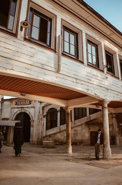 Imagine de stoc gratuită din arhitectură, caldarâm, clădire, coloane
