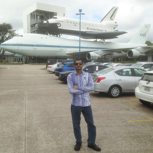 Free stock photo of Nasa space center
