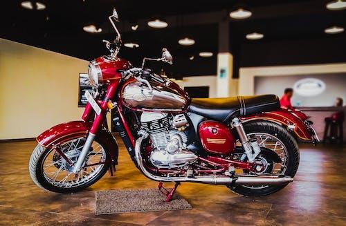 Základová fotografie zdarma na téma dopravní systém, motocykl, motor, motorka