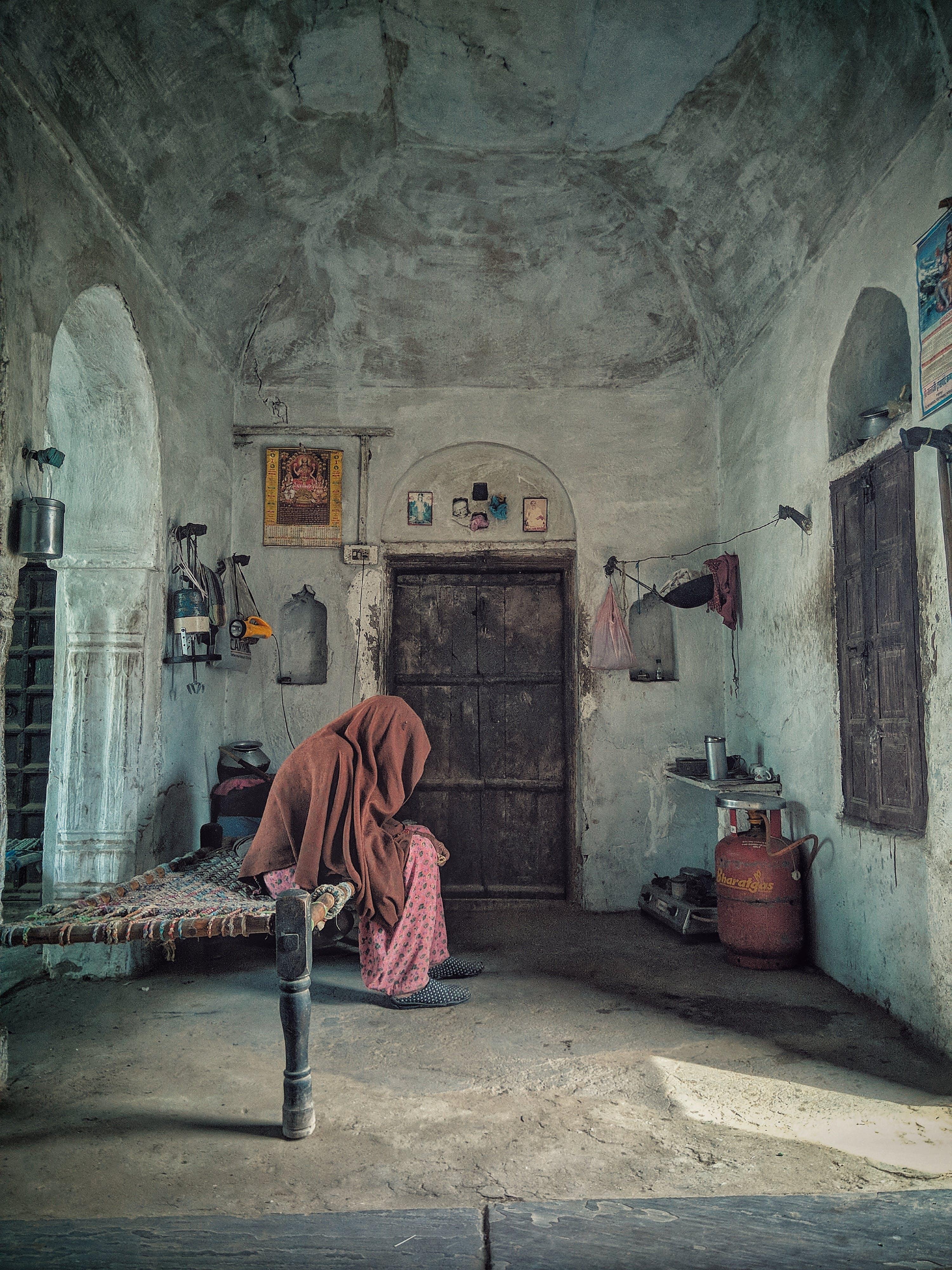 Foto d'estoc gratuïta de ancians, arcs, arquitectura, casa