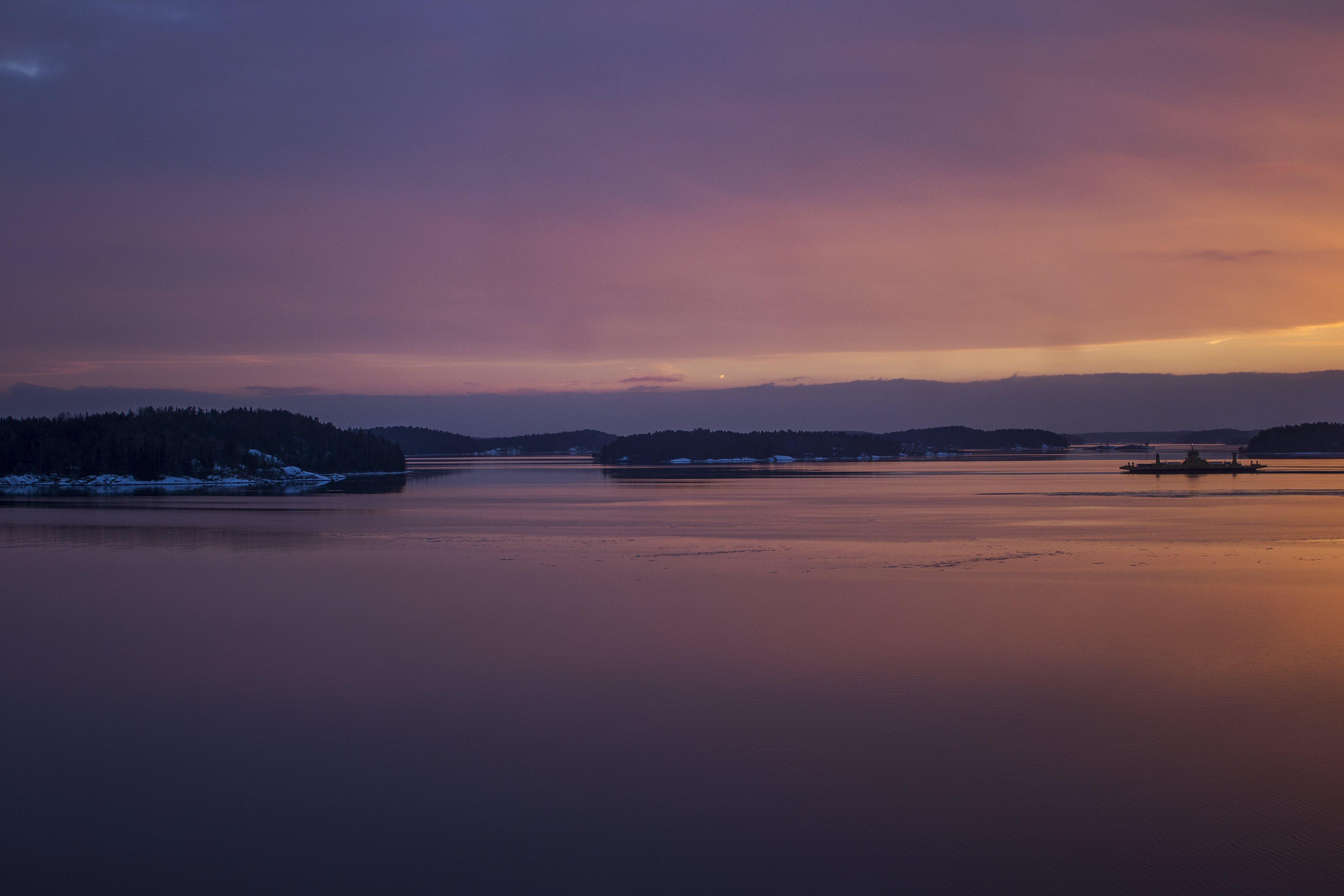 Základová fotografie zdarma na téma cestování, horizont, krajina, lehký