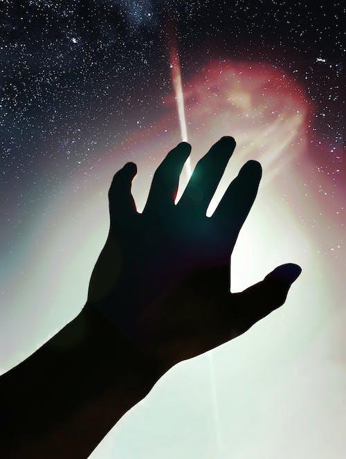 Photos gratuites de cosmos, espace, étoiles filantes, fond d'écran galaxie