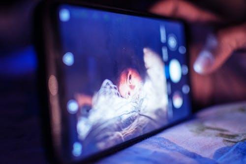 Kostnadsfri bild av blå ton, fram kamera, kallt ljus, kreativ