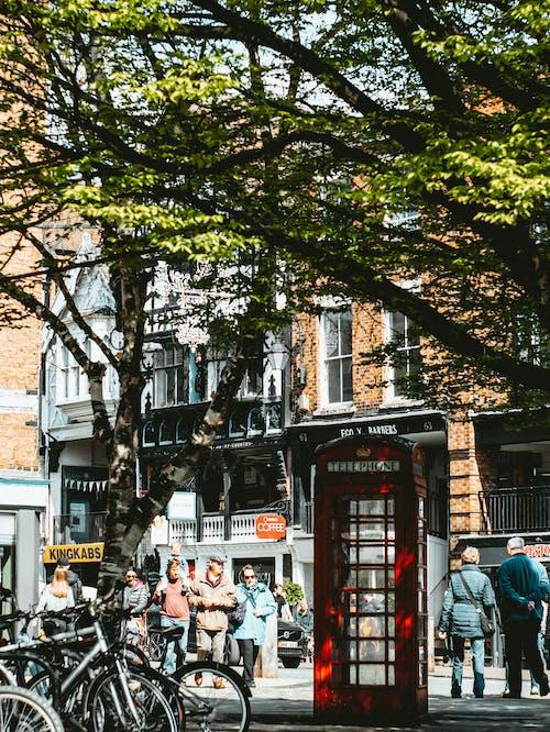 イギリス, タウン, 英国, 通りの無料の写真素材