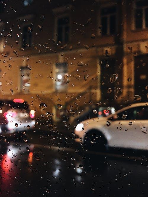 H2O, ぼやける, ガラス, クリアの無料の写真素材
