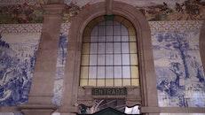 train, train station, portugal