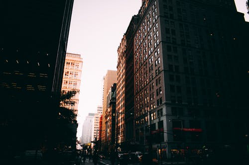 Photos gratuites de architecture, bâtiments, buildings, centre-ville