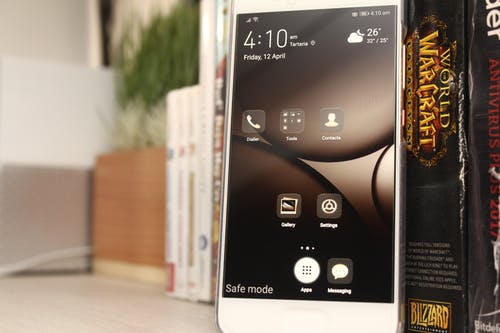 Gratis stockfoto met android, kluis, telefoon