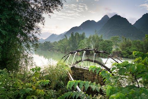 Δωρεάν στοκ φωτογραφιών με βουνό, γραφικός, κοιλάδα, λίμνη