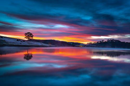 Fotos de stock gratuitas de amanecer, anochecer, cielo, escénico