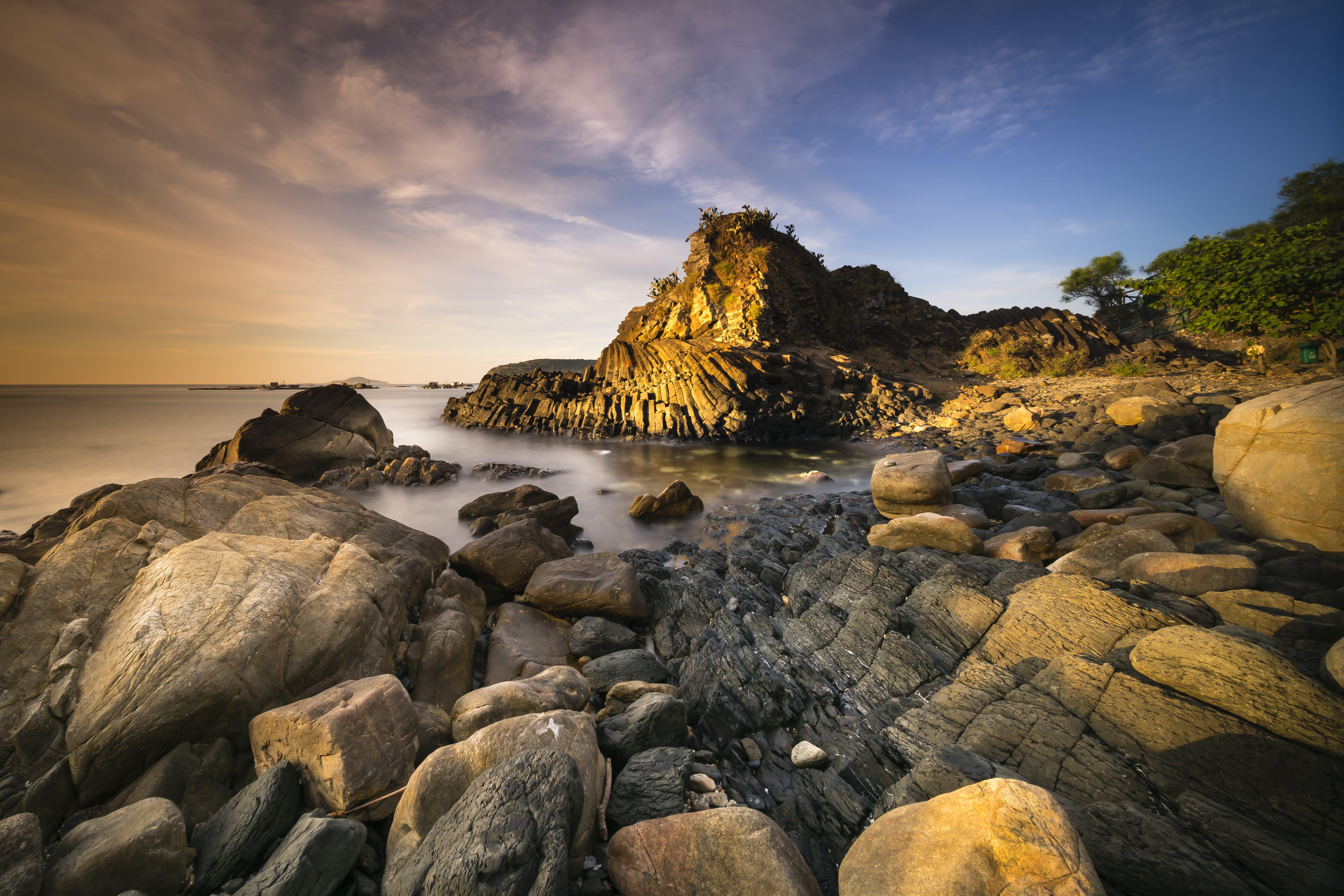 Základová fotografie zdarma na téma cestování, kameny, krajina, léto