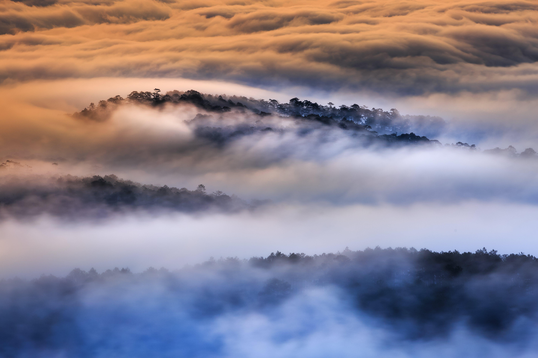Kostnadsfri bild av bergen, clouds, dag, dagsljus