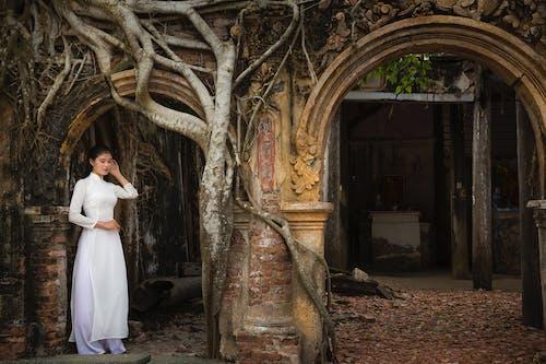 Darmowe zdjęcie z galerii z architektura, brudny, budynek, drewno