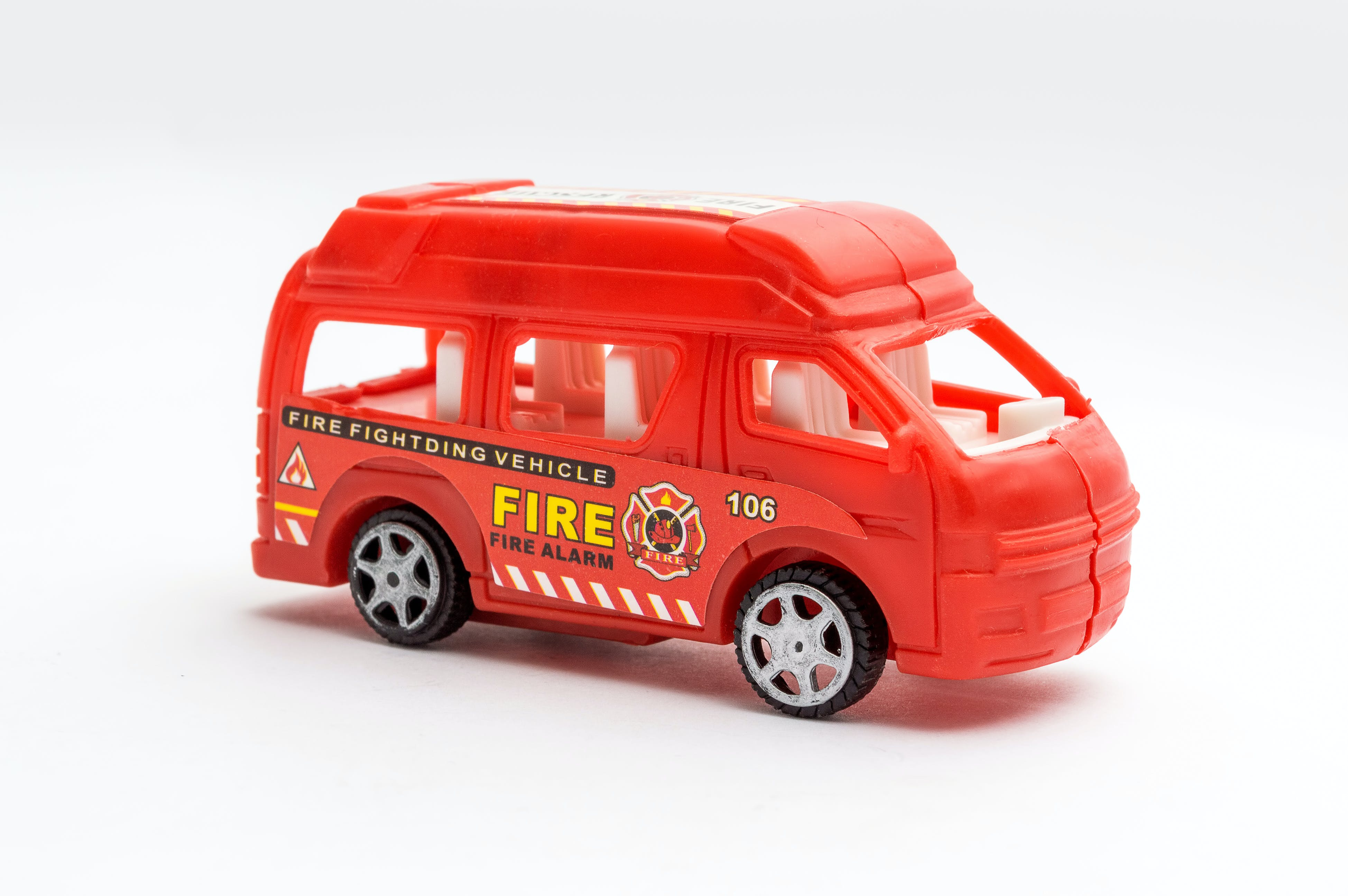 Free stock photo of fire, fire truck, icon, toy
