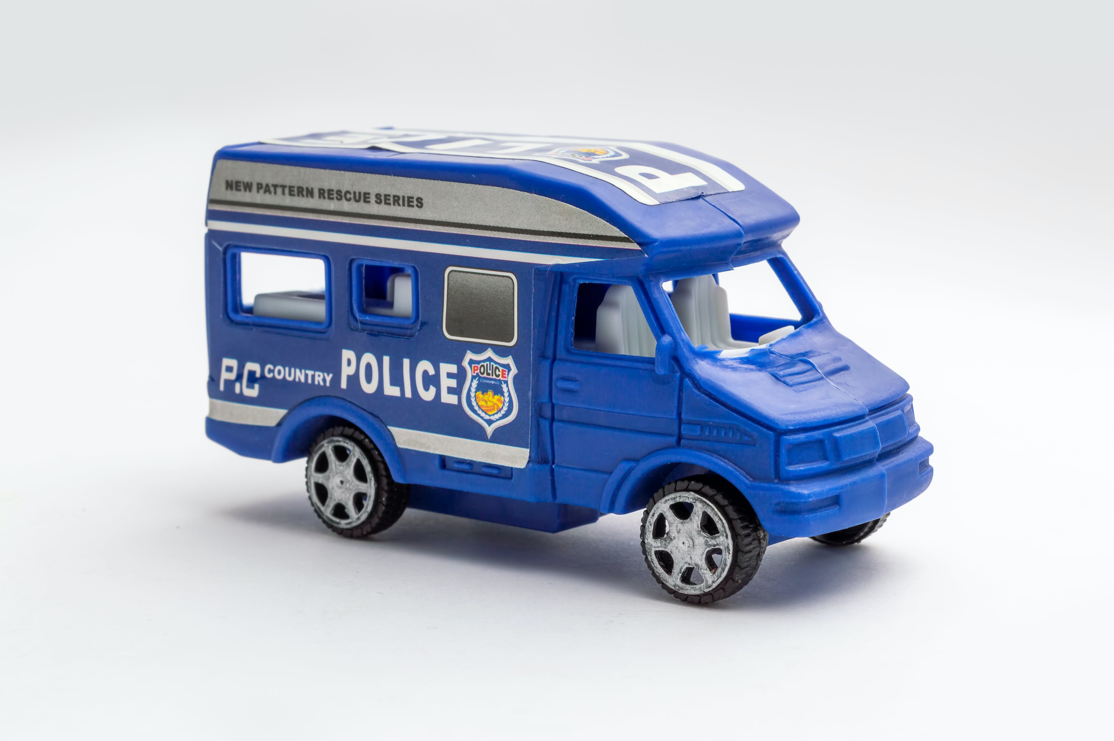 Free stock photo of icon, police, police car, toy