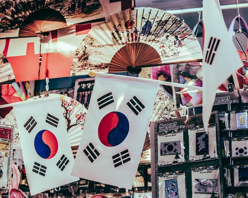 Free stock photo of korea