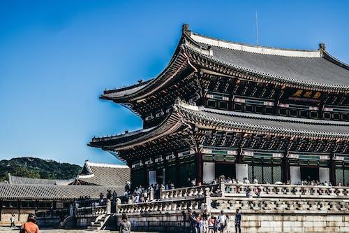 Kostenloses Stock Foto zu baustelle, korea