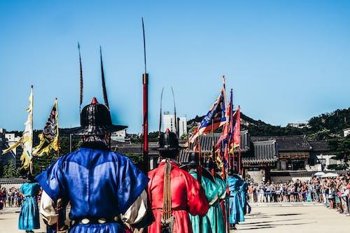 Kostenloses Stock Foto zu korea, wächter