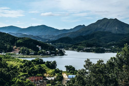 Kostenloses Stock Foto zu korea, landschaft