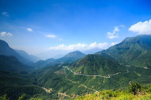 Kostnadsfri bild av bergen, dal, hög, landskap
