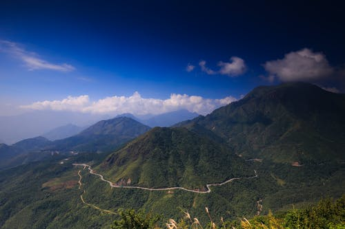 Δωρεάν στοκ φωτογραφιών με βουνά, γαλήνια εικόνα, γραφικός, θέαμα