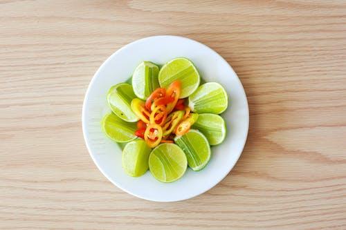 Základová fotografie zdarma na téma čerstvý, čili papričky, citrusové ovoce, citrusový