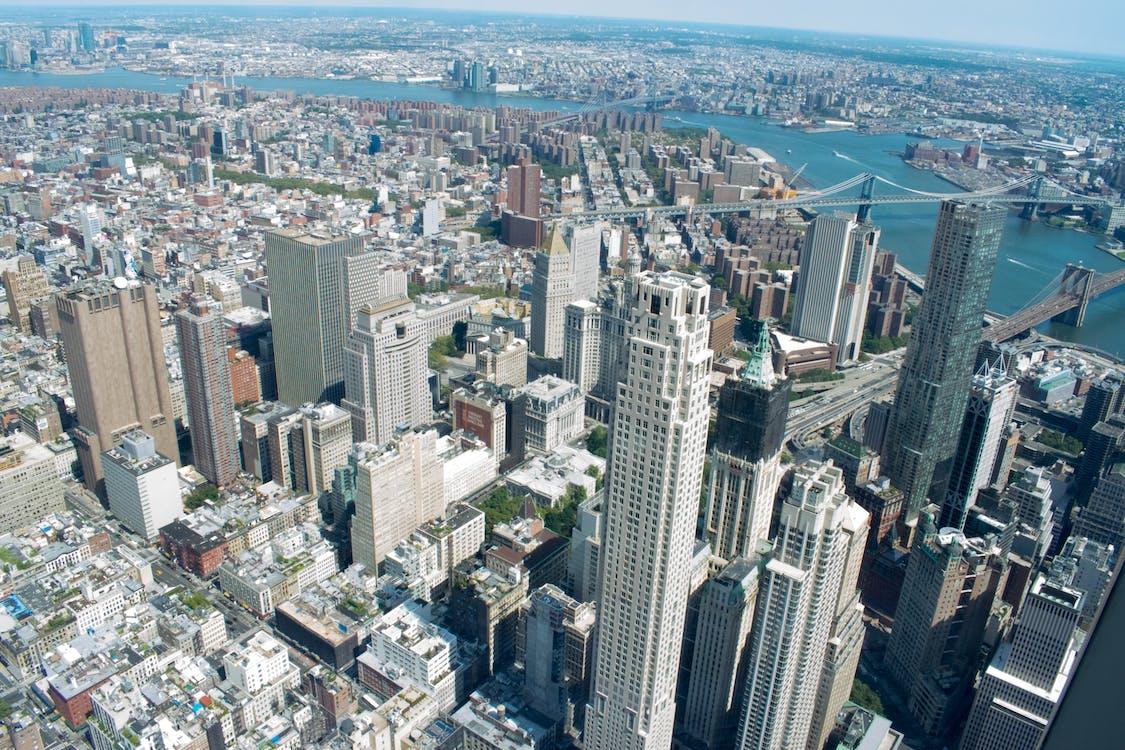 America, Estados Unidos, foto aérea