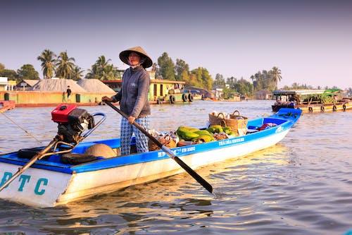 Photos gratuites de action, barque, bateau, eau