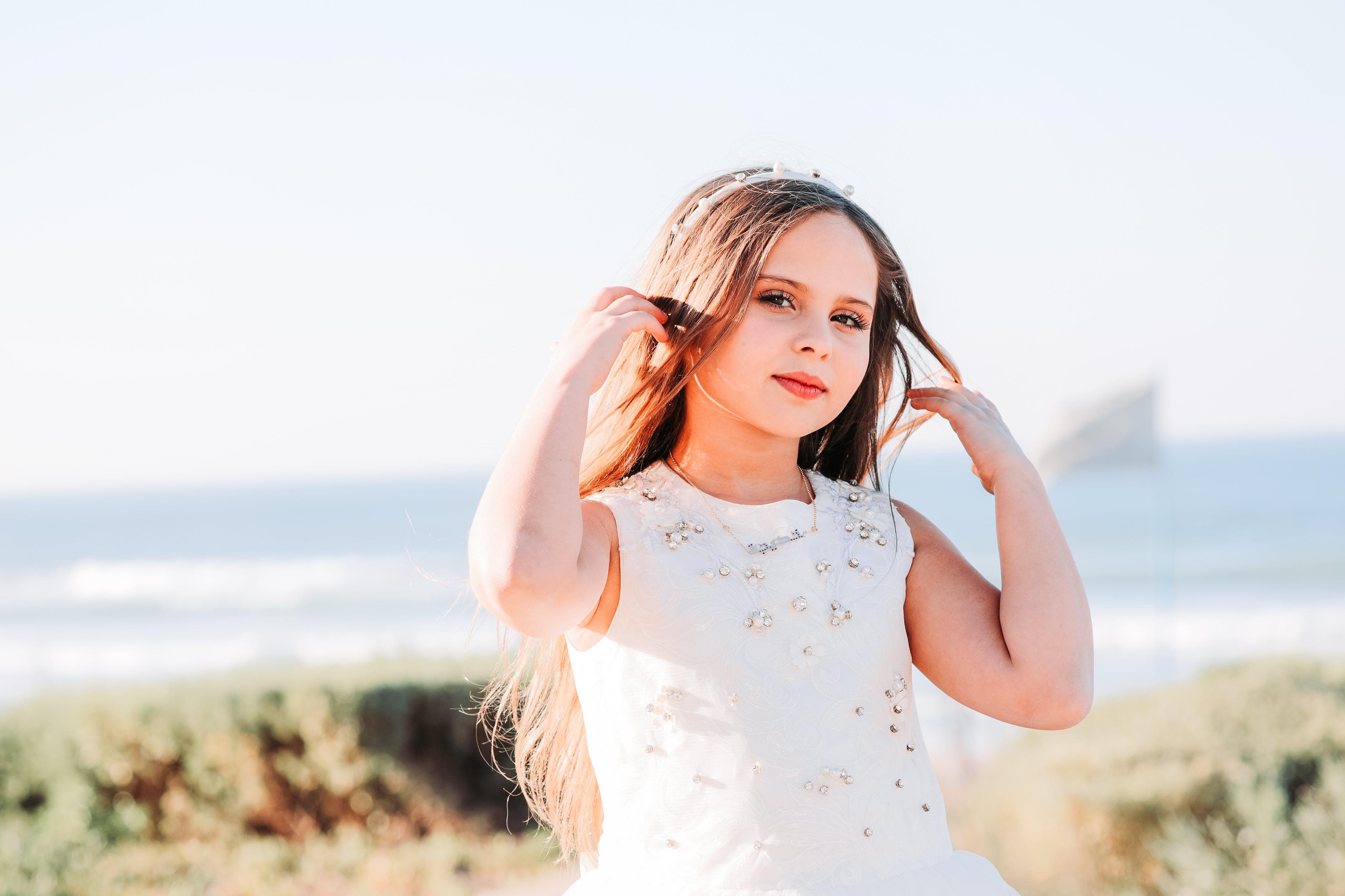 Immagine gratuita di adorabile, bambino, bella ragazza, bellissimo