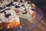 food, dessert, cake